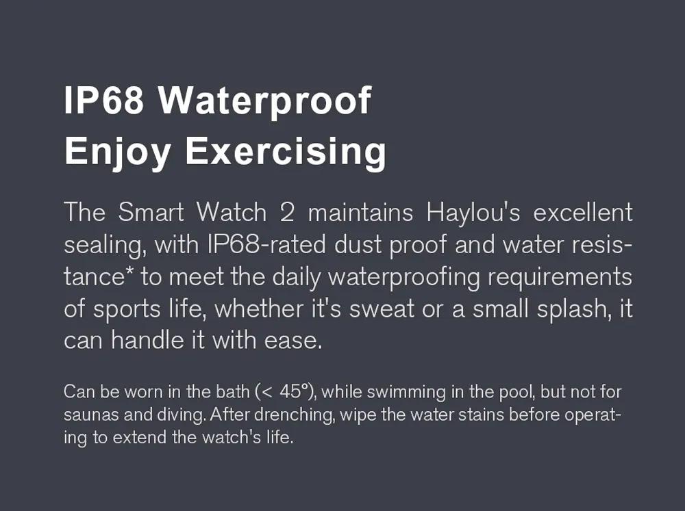 ساعت هوشمند شیائومی مدل Haylou LS02 21