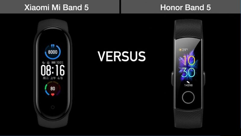 miband5-vs-honor band5