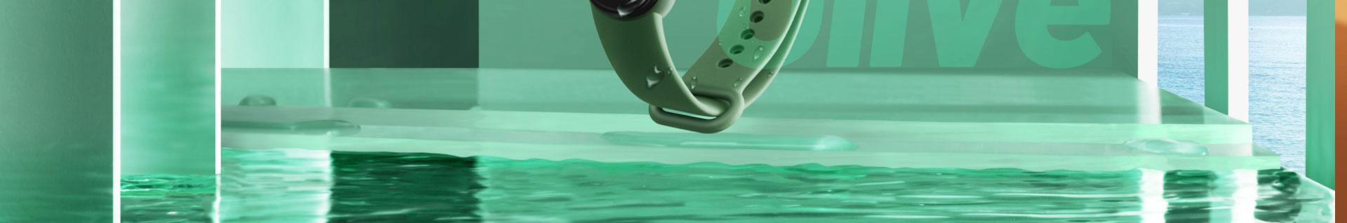 دستبند سلامتی شیائومی مدل Amazfit Band 5 9