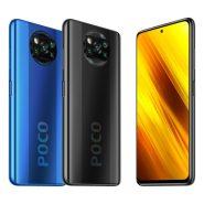 گوشی شیائومی مدل پوکو ایکس 3 مدل NFC ظرفیت 6/128 گیگابایت + هدیه پوکو ایکس 3