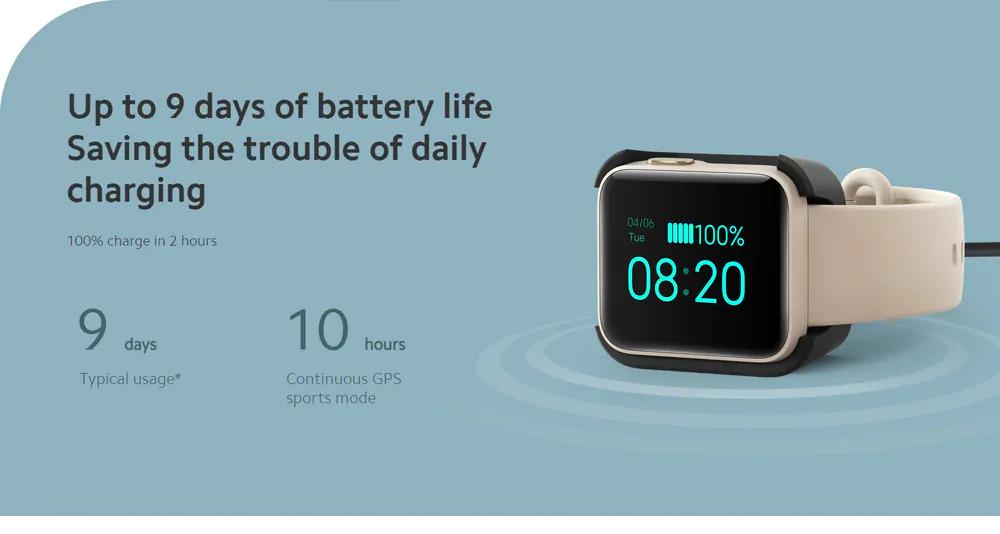 ساعت هوشمند شیائومی مدل Mi Watch Lite 7