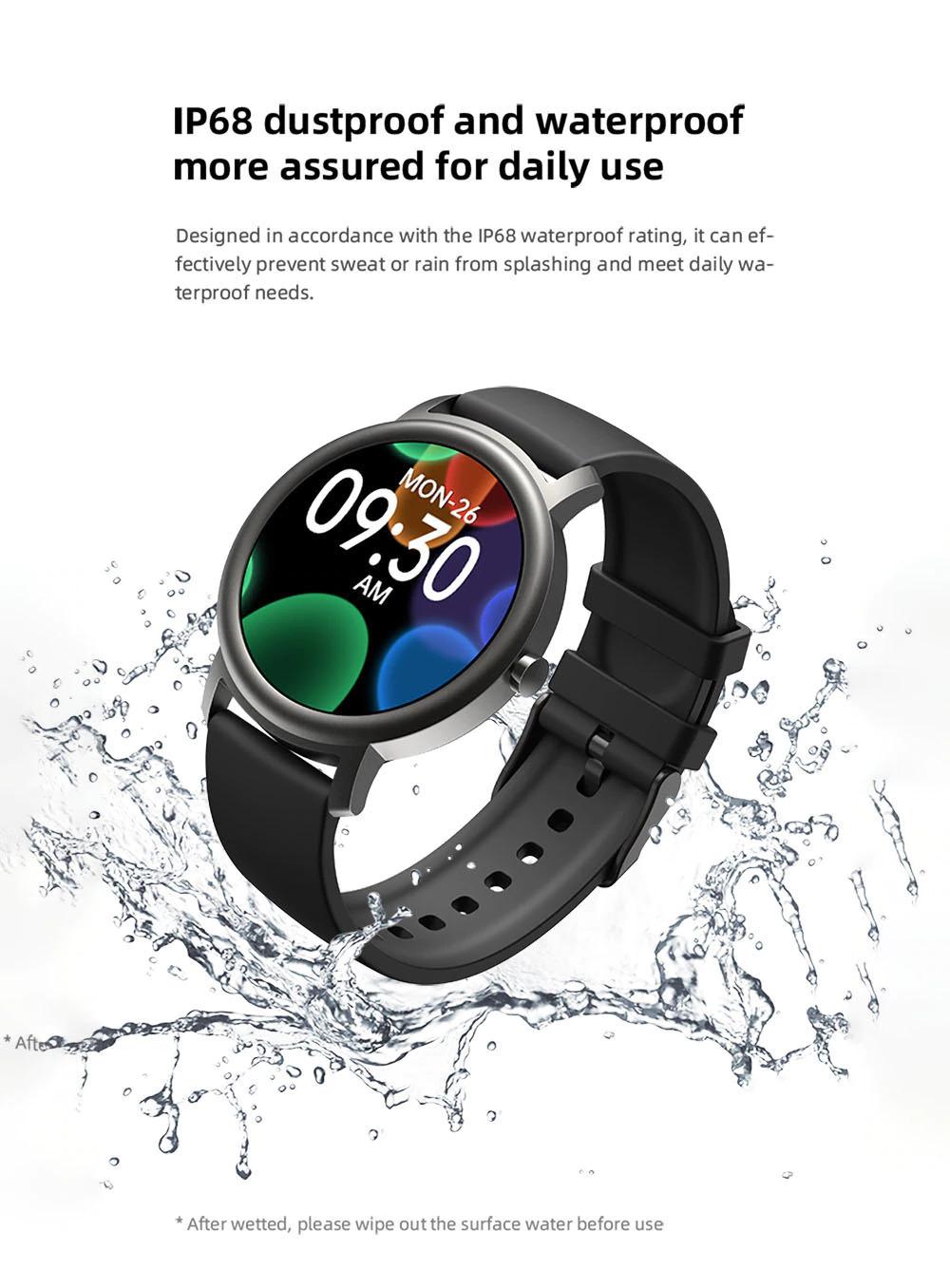 ساعت هوشمند شیائومی مدل Mibro Air ساعت هوشمند شیائومی مدل Mibro Air