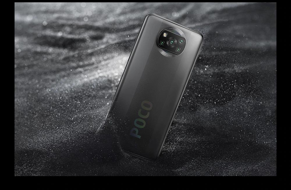 گوشی شیائومی مدل پوکو ایکس 3 مدل NFC ظرفیت 6/64 گیگابایت 14