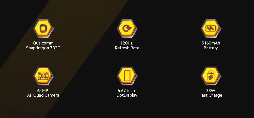 گوشی شیائومی مدل پوکو ایکس 3 مدل NFC ظرفیت 6/64 گیگابایت 1
