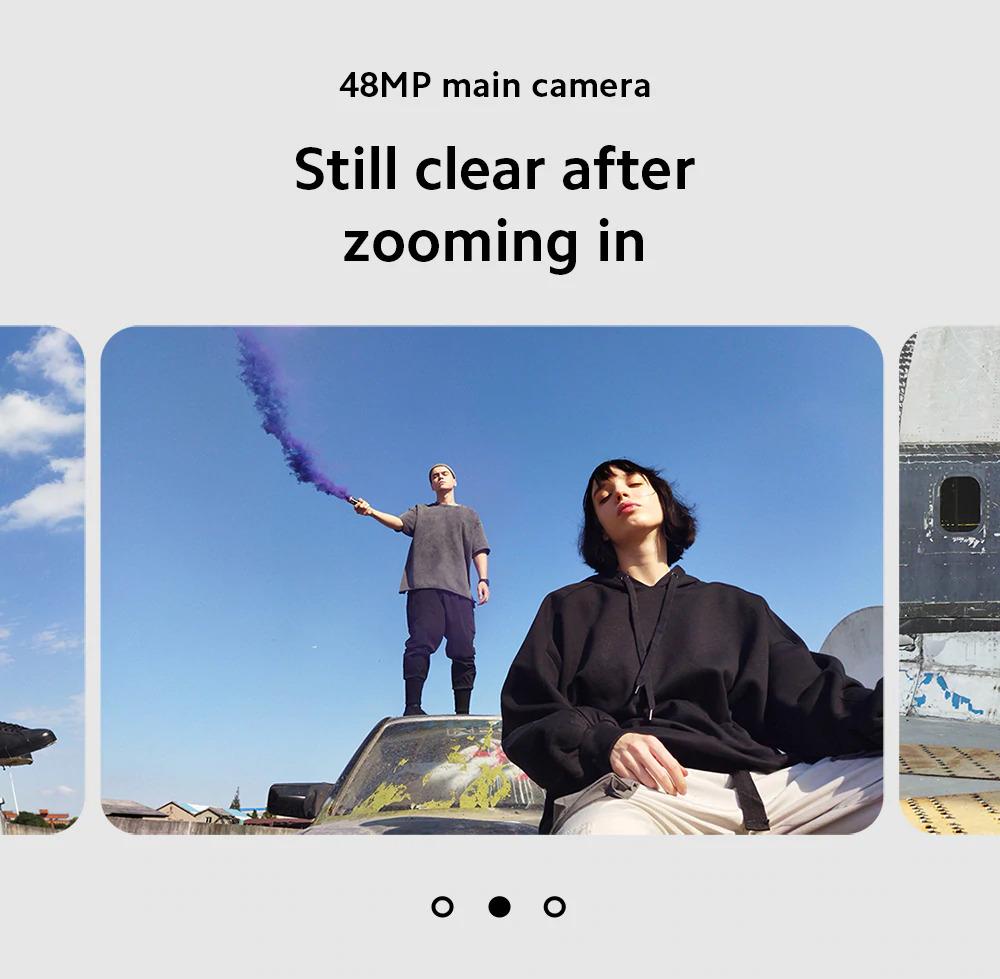 گوشی شیائومی مدل پوکو اِم 3 ظرفیت 4/64 گیگابایت