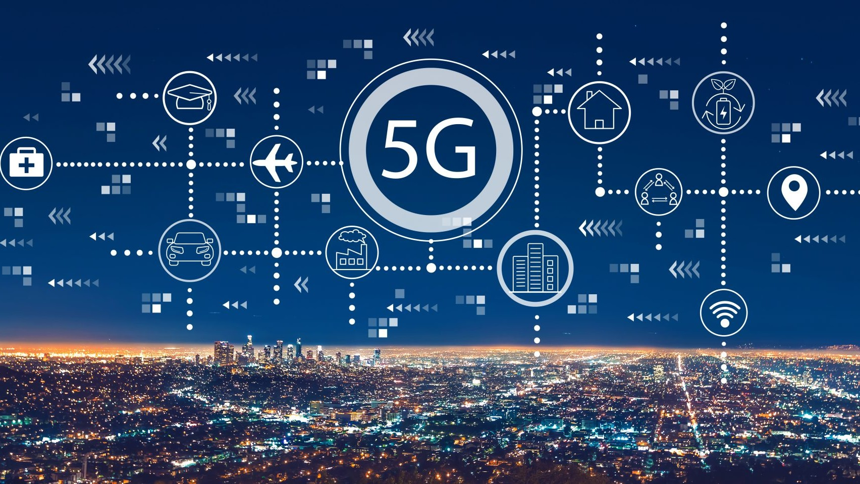 عدم دسترسی گوشی های سامسونگ و اپل به شبکه 5G ایران