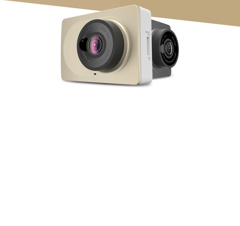 دوربین فیلم برداری ماشین شیائومی yi smart dash camera ycs.1015.int