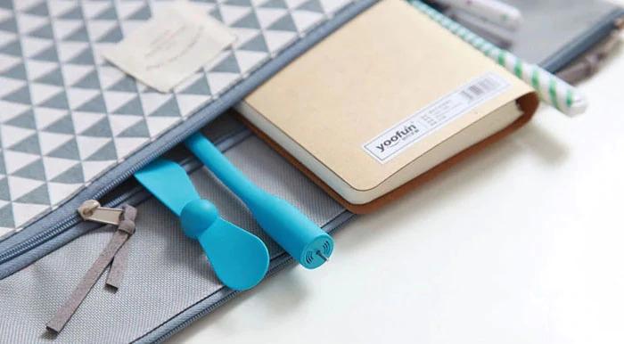 پنکه همراه شیائومی مدل USB Fan