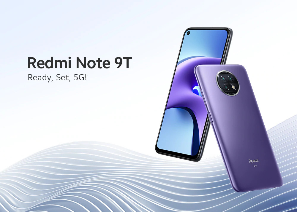 Redmi Note 9T (5G)