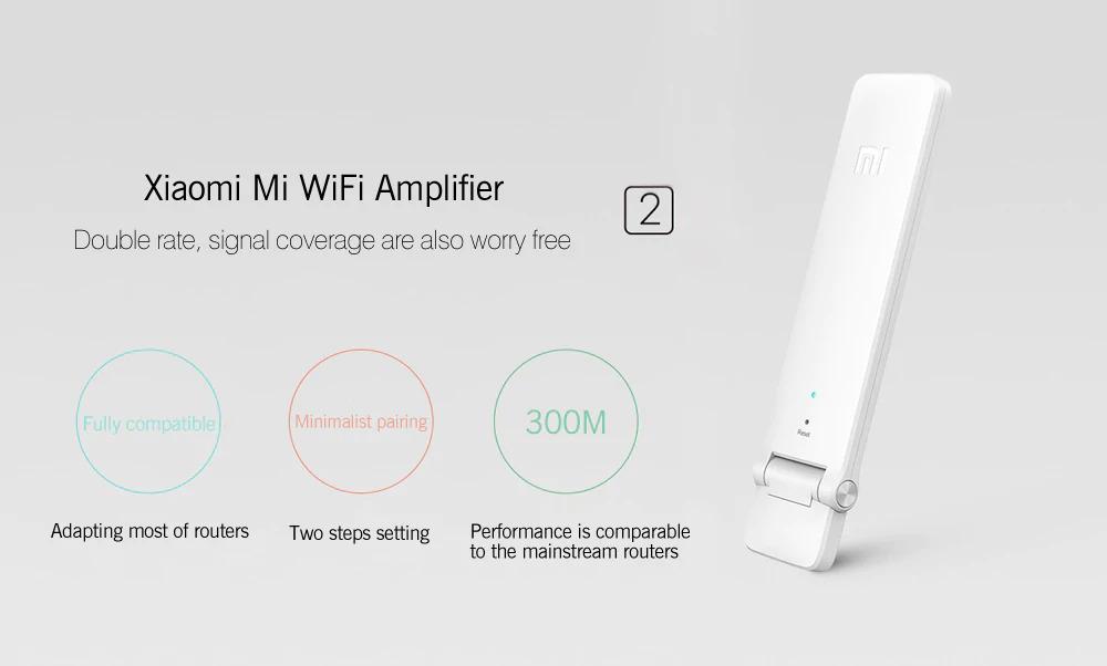 Xiaomi Mi WiFi Amplifier 2