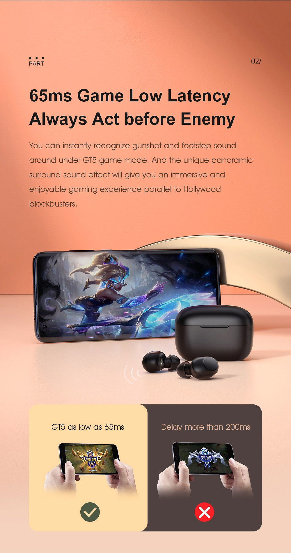 Haylou GT5 Earbuds