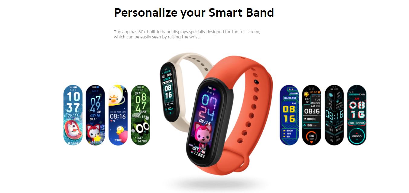 Xiaomi Mi Band 6 Global