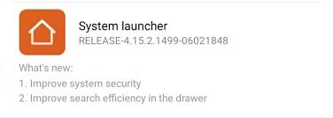 The Fluency Problems of the Xiaomi Launcher