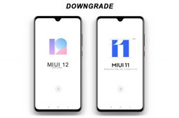 downgrade MIUI