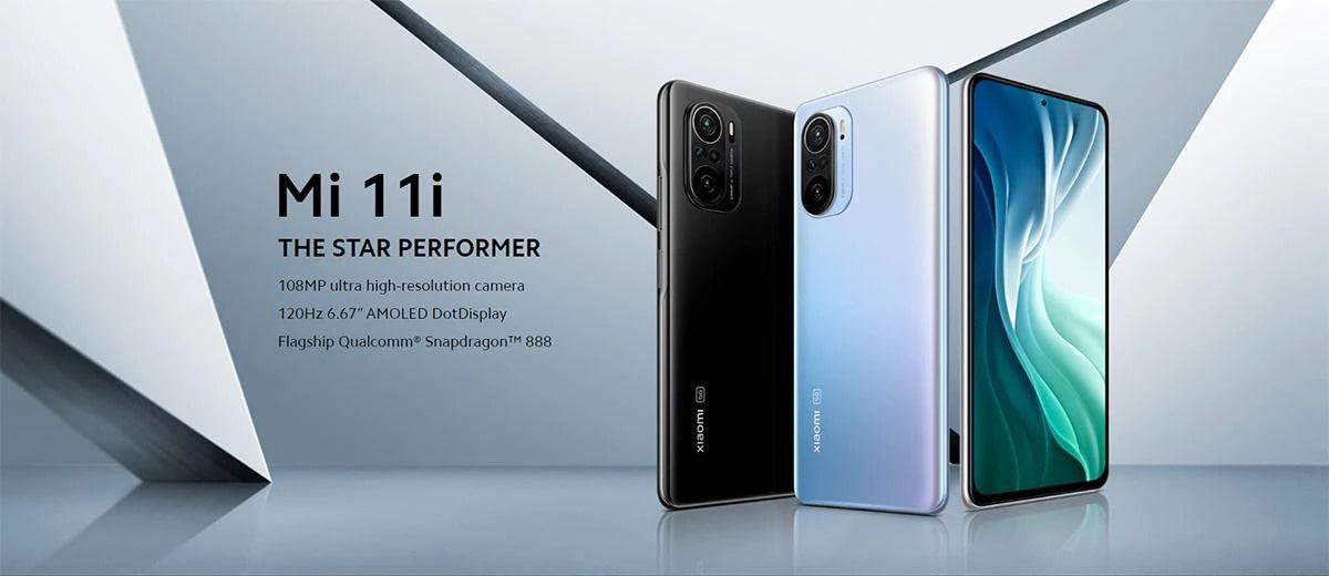 گوشی شیائومی می 11 آی 8/256   Xiaomi Mi 11i