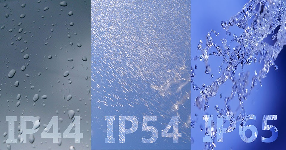 گوشی های شیائومی بر اساس استاندارد های مقاومت در برابر آب و گرد و غبار